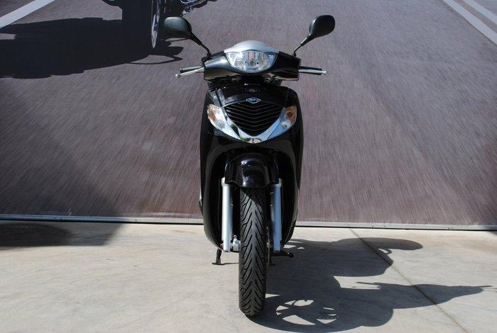 2008 Honda SH150i Black