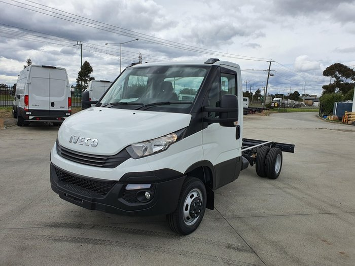 2020 Iveco Daily White