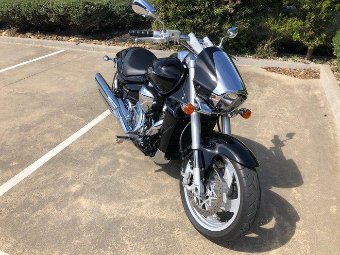 2013 Suzuki VZR 1800 BOULEVARD (M109R) Black