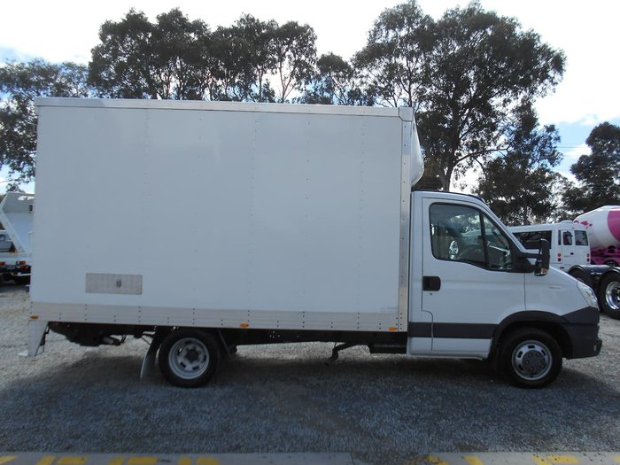 2013 IVECO DAILY 45C17 WHITE