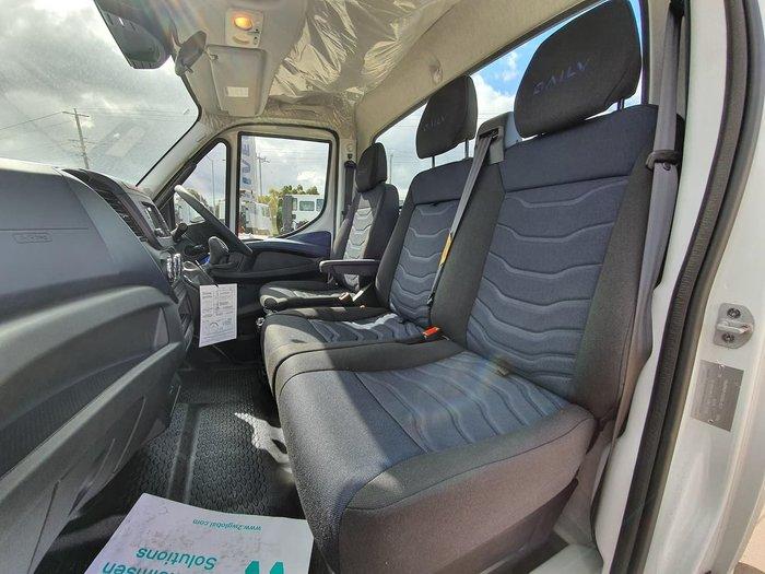 2020 IVECO 50C21 205HP & AUTO 3750MM WHEELBASE white
