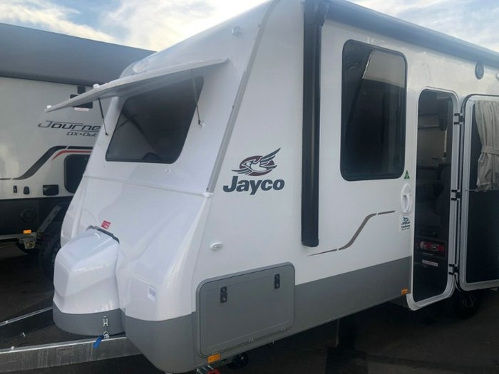 2020 JAYCO JOURNEY CARAVAN 16.51-3.JY-MY20 WHITE