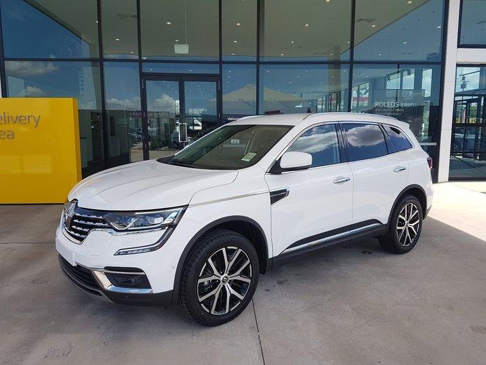 2020 Renault Koleos Intens HZG MY20 White