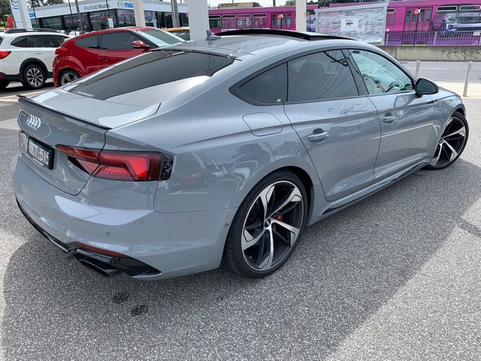 2018 Audi RS5 F5 MY19 Four Wheel Drive Grey