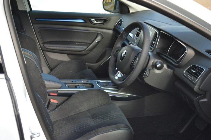 2017 Renault Megane GT-Line KFB PEARL WHITE