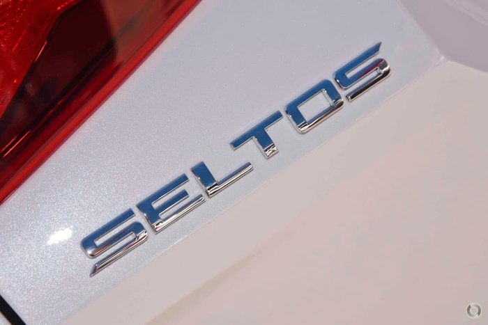 2020 Kia Seltos Sport SP2 MY21 White