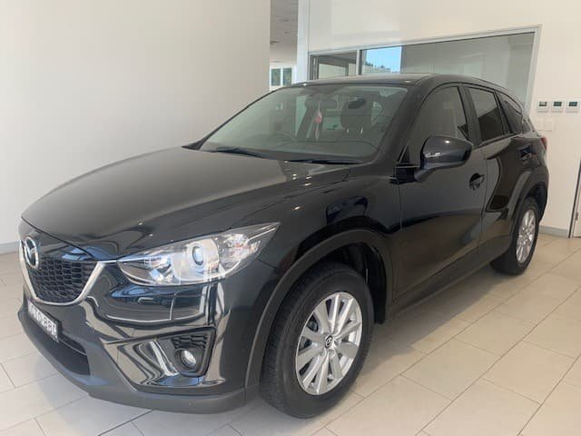 2014 Mazda CX-5 Maxx Sport KE Series MY14 4X4 On Demand Black