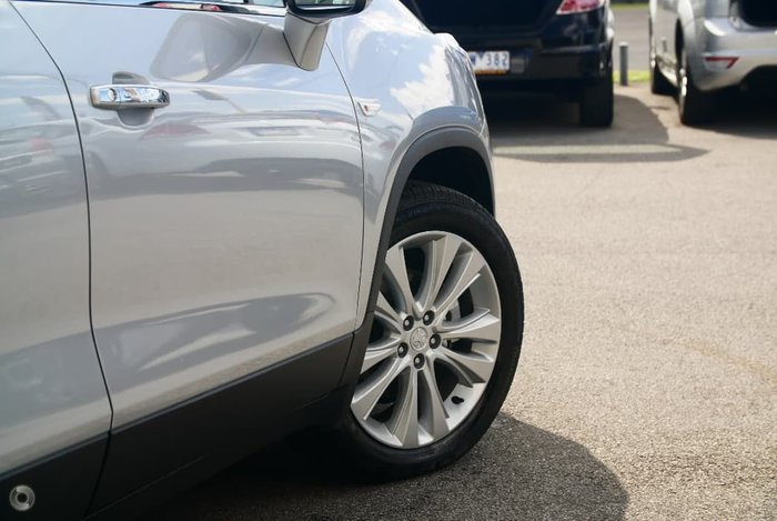 2019 Holden Trax LT TJ MY20 Silver