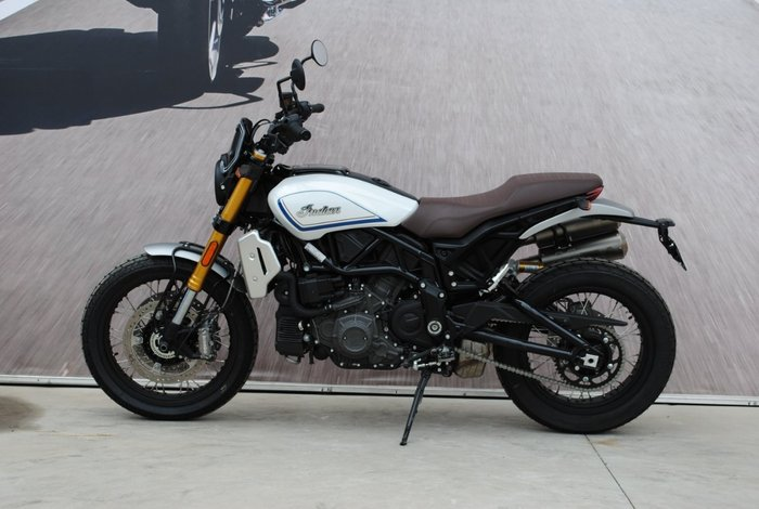 2019 Indian FTR 1200 S RED STEEL GRAY Indian Red over Steel Gray