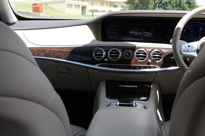 2017 Mercedes-Benz S-Class S400 V222