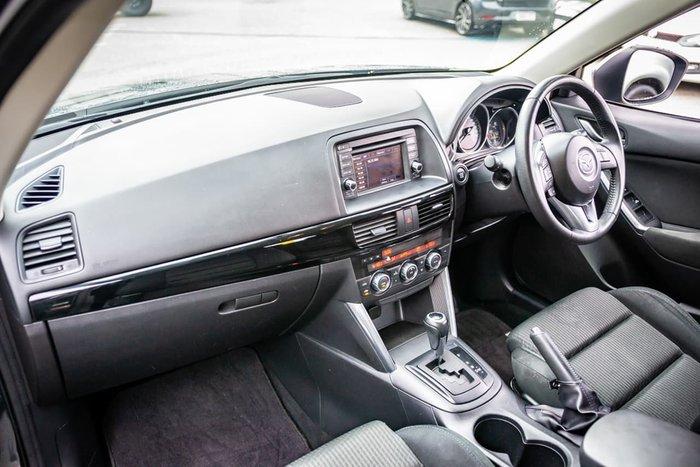 2012 Mazda CX-5 Maxx Sport KE Series Grey