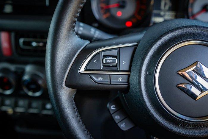 2019 Suzuki Jimny GJ 4X4 Dual Range Grey
