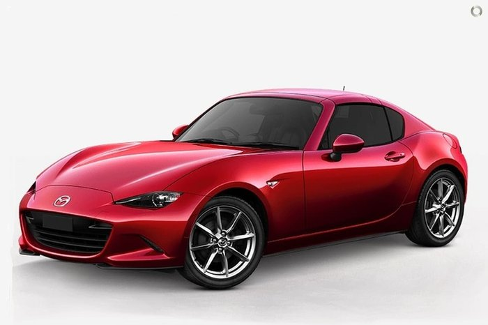 2020 Mazda MX-5 GT ND Red