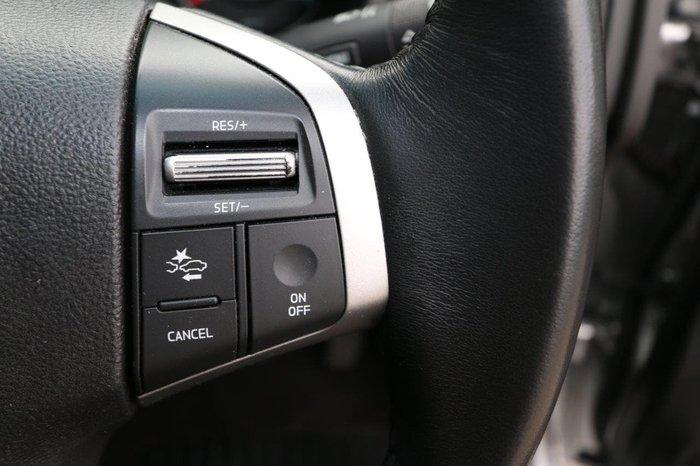 2019 Holden Trailblazer LTZ RG MY19 4X4 Dual Range Silver