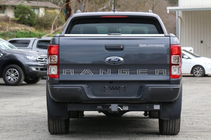 2019 Ford Ranger Wildtrak PX MkIII MY19 4X4 Dual Range Grey