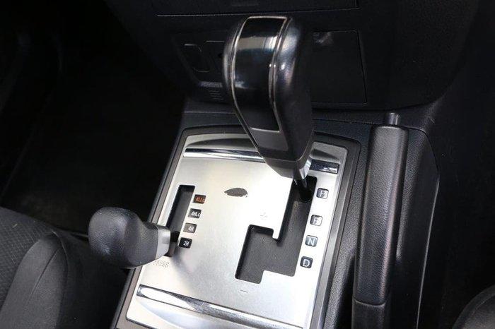 2008 Mitsubishi Pajero GLX NS 4X4 White