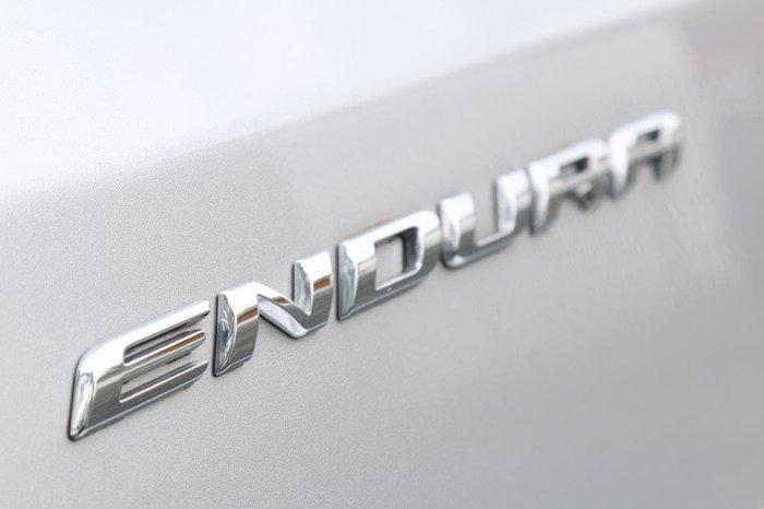 2018 Ford Endura Titanium CA MY19 Silver