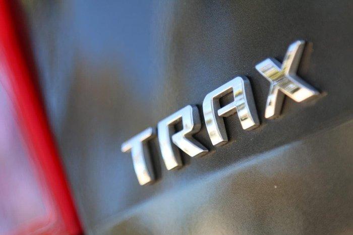 2018 Holden Trax LS TJ MY18 Grey
