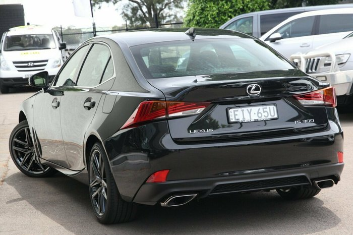 2020 Lexus IS IS300 Black Line Special Edition ASE30R GRAPHITE BLACK