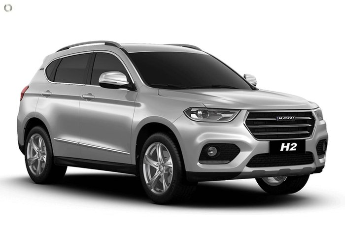 2020 Haval H2 LUX MY20 Silver