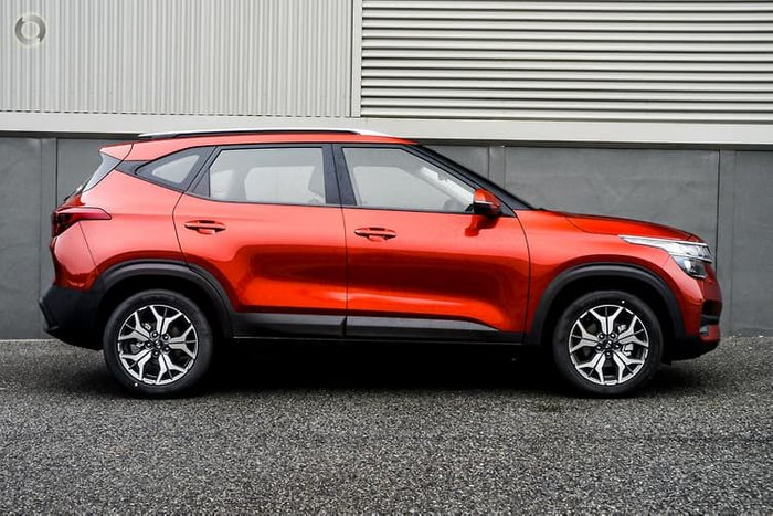 2020 Kia Seltos Sport SP2 MY20 Orange