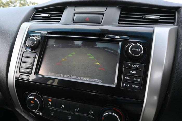 2017 Nissan Navara ST D23 Series 3 Red