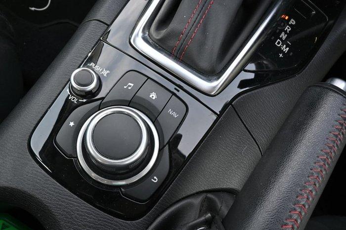 2016 Mazda 3 SP25 BN Series Silver