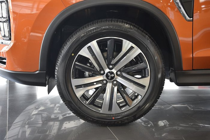 2020 Mitsubishi ASX Exceed XD MY20 Orange