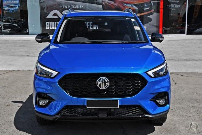 2020 MG ZST Essence MY21 Blue