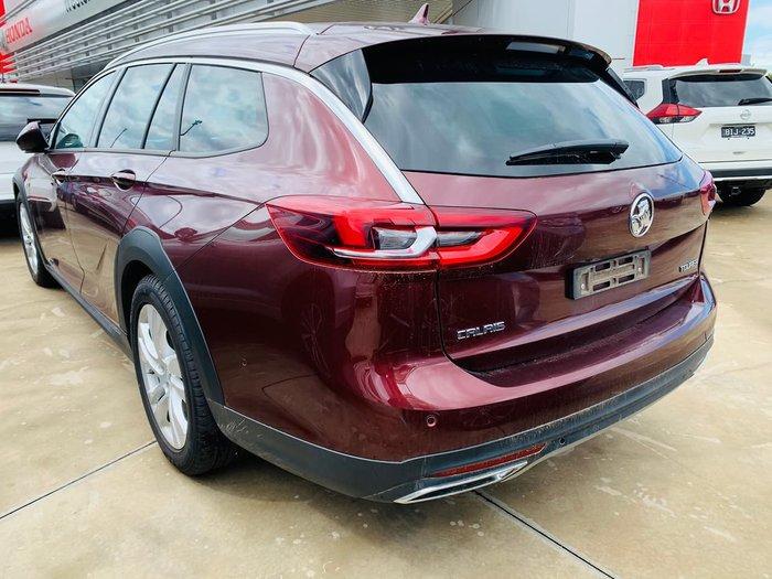 2019 Holden Calais ZB MY19 4X4 On Demand Red