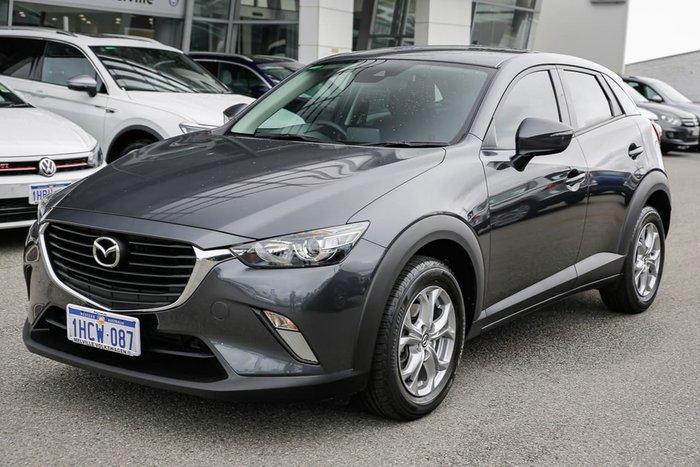 2018 Mazda CX-3 Maxx DK Grey