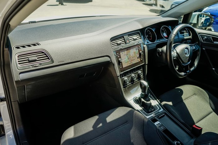 2018 Volkswagen Golf 110TSI Comfortline 7.5 MY19 White