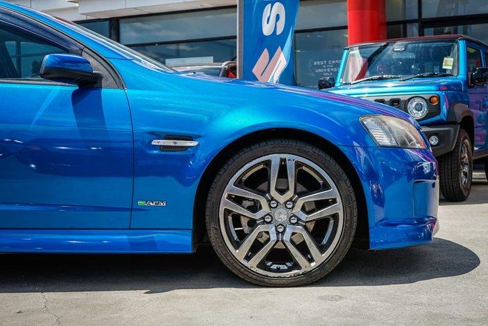2010 Holden Ute SS VE MY10 Blue