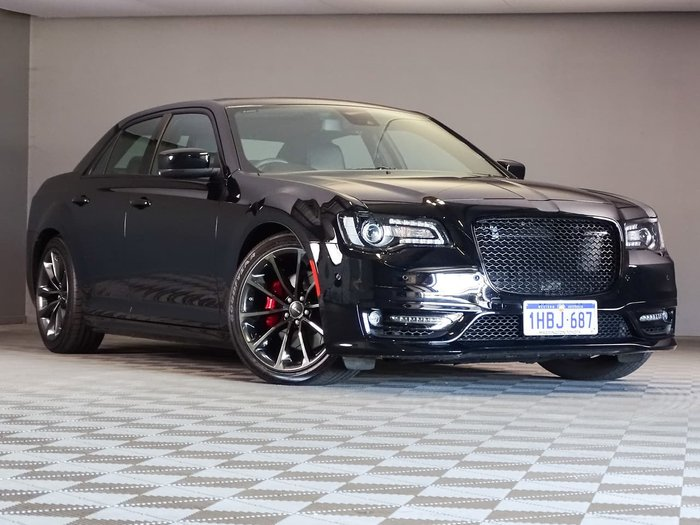2019 Chrysler 300 SRT LX MY19 Black