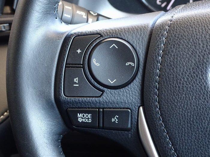 2018 Toyota RAV4 GXL ASA44R 4X4 On Demand Grey