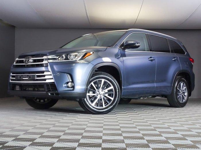 2019 Toyota Kluger GXL GSU50R Blue