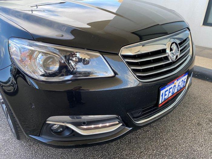 2013 Holden Calais V VF MY14 Black