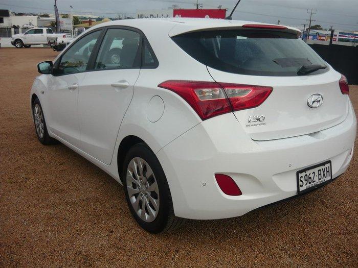 2016 Hyundai i30 Active GD4 Series II MY17 White