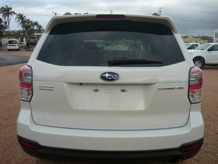 2017 Subaru Forester 2.5i-L S4 MY17 Four Wheel Drive White