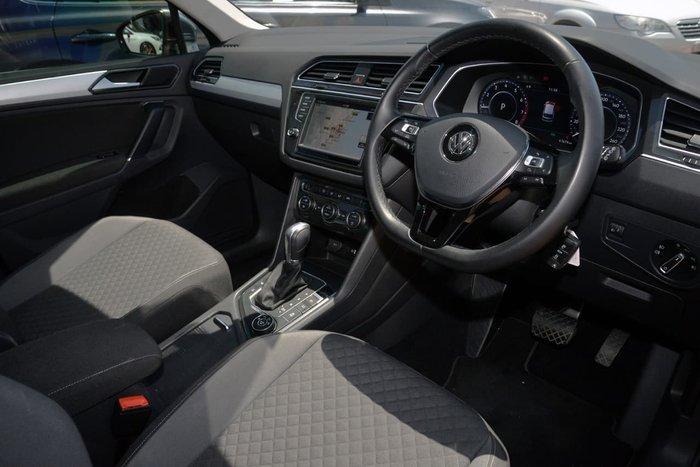 2016 Volkswagen Tiguan 132TSI Comfortline 5N MY17 Four Wheel Drive Grey