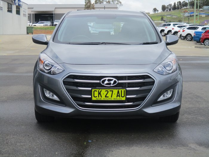 2015 Hyundai i30 Active GD4 Series II MY16 Silver