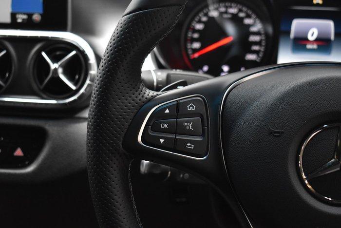 2020 Mercedes-Benz X-Class X350d Power 470 4X4 Dual Range Black