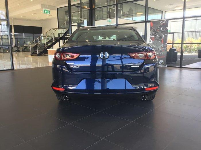 2020 Mazda 3 G20 Pure BP Series Blue