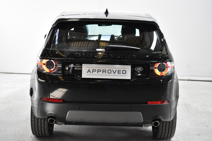 2019 Land Rover Discovery Sport SD4 HSE L550 MY19 4X4 On Demand Santorini Black