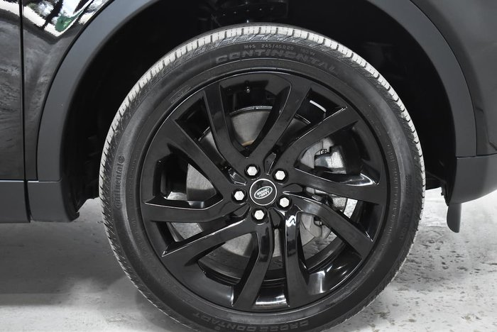 2019 Land Rover Discovery Sport SD4 HSE L550 MY19 4X4 On Demand Black