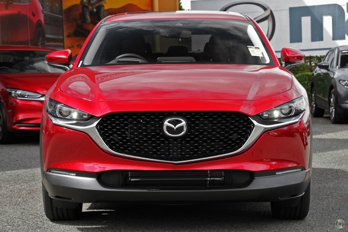 2020 Mazda CX-30 X20 Astina DM Series 4X4 On Demand Soul Red Crystal