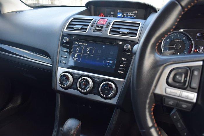 2016 Subaru XV 2.0i G4X MY16 Four Wheel Drive White