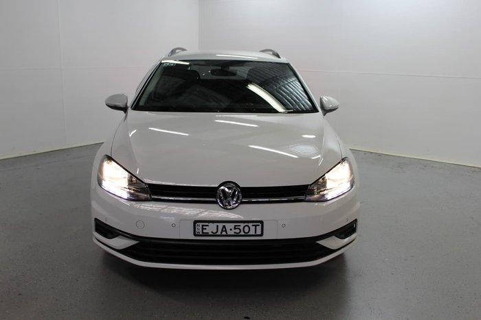 2018 Volkswagen Golf 110TSI Trendline 7.5 MY18 White