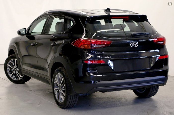 2020 Hyundai Tucson Active X TL4 MY21 Black