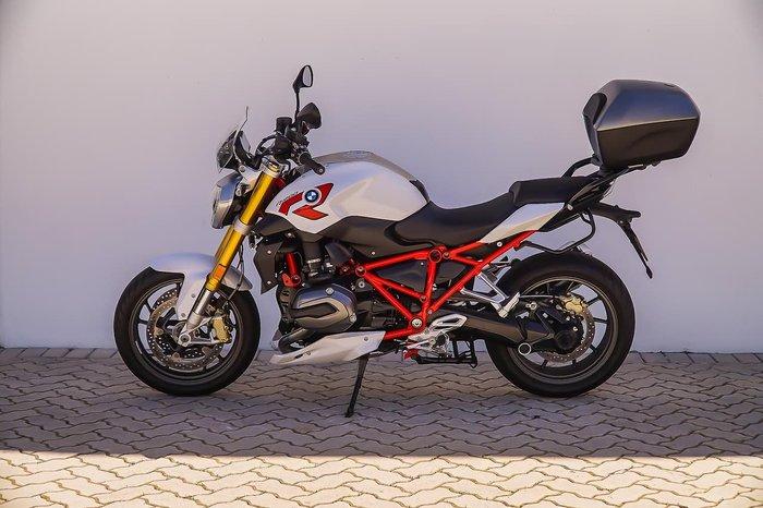 2015 BMW R 1200 R Red